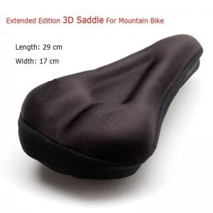 """Silikoninė dviračio sėdynės pagalvė """"3D"""""""