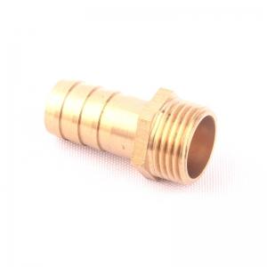 """Žalvarinė jungė """"Aukščiausia klasė"""" (1/2 colio į 16 mm)"""