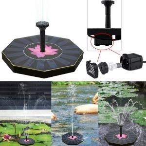 """Sodo fontanas """"Rožinė vandens lelija"""""""