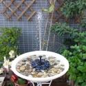 """Sodo fontanas """"Vandens gėlė 2"""""""