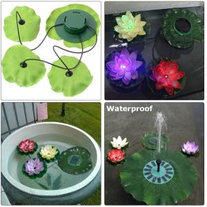 """Sodo fontanas """"Nuostabios vandens lelijos"""""""