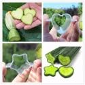 """Vaisių ir daržovių formavimo forma """"Tikras grožis. Širdelė 2"""""""