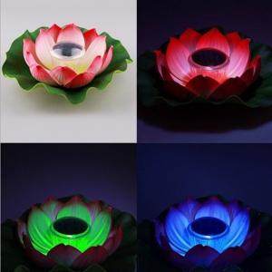"""Gėlė su saulės baterija baseinui """"Saulės puriena"""""""
