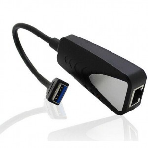Gigabit USB 3.0 SuperSpeed tinklo adapteris