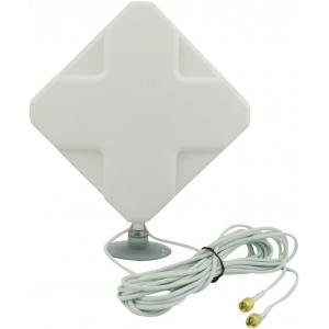 """Išorinė/vidinė antena """"SLINYA"""" (4G/3G,WiFi,SMA,35dbi,2m)"""