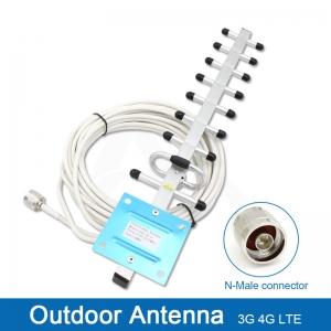 """Išorinė antena """"Profesionalas 3"""" (4G/3G/2G,WiFi,N jungtis,12dbi,5m)"""