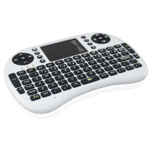 Erdvinė pelė-klaviatūra (Wireless 2.4GHz, nuotolinis pultas)