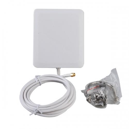 """Išorinė antena """"Profesionalas 9"""" (4G/3G/2G,WiFi,SMA,4dbi,3m)"""