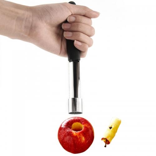 """Nerūdijančio plieno obuolių pjaustyklė """"Skaniausias obuolys"""""""