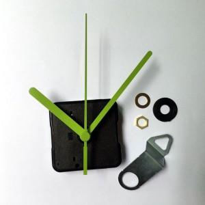 """Laikrodžio mechanizmas """"Nuostabi žalioji"""""""
