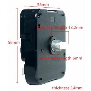 """Laikrodžio mechanizmas """"Shinfuku"""" (13.2mm ašis)"""