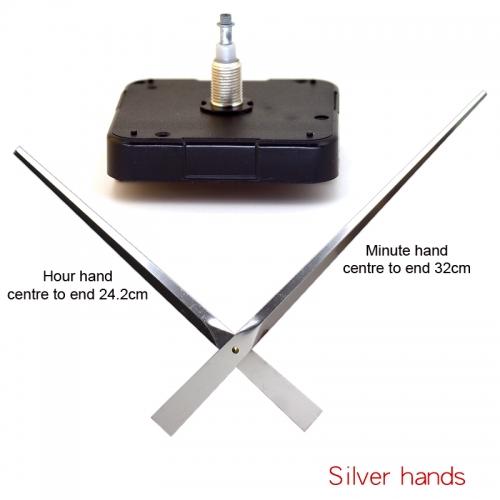 """Laikrodžio mechanizmas """"Geriausia kokybė"""" (22.5mm ašis)"""