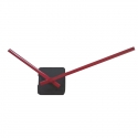 """Laikrodžio mechanizmas """"Raudonasis milžinas"""""""