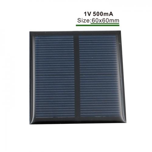 """Saulės modulis """"Saulės energija"""" (1 V 500 mA)"""