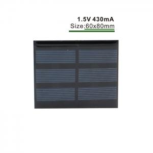 """Saulės modulis """"Saulės energija"""" (1.5 V 430 mA)"""