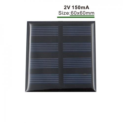 """Saulės modulis """"Saulės energija"""" (2 V 150 mA)"""