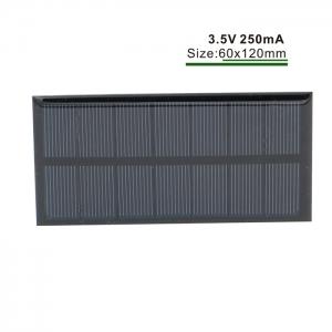 """Saulės modulis """"Saulės energija"""" (3.5 V 250 mA)"""