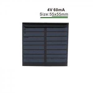 """Saulės modulis """"Saulės energija"""" (4 V 60 mA)"""