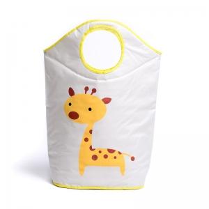 """Vaikiškas daiktų krepšys """"Pati gražiausia žirafutė"""""""