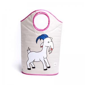 """Vaikiškas daiktų krepšys """"Pats gražiausias ožiukas"""""""