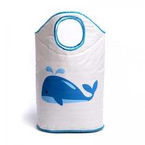 """Vaikiškas daiktų krepšys """"Pats gražiausias banginukas"""""""