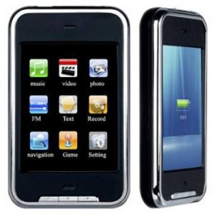 2.8'' 16 GB Mp3 Mp4 grotuvas FM imtuvas