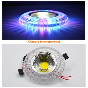 """Įmontuojama LED lempa """"Neonas 3"""""""