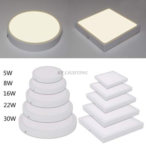 "Pakabinama LED lempa ""Stiliaus kvadratas"""