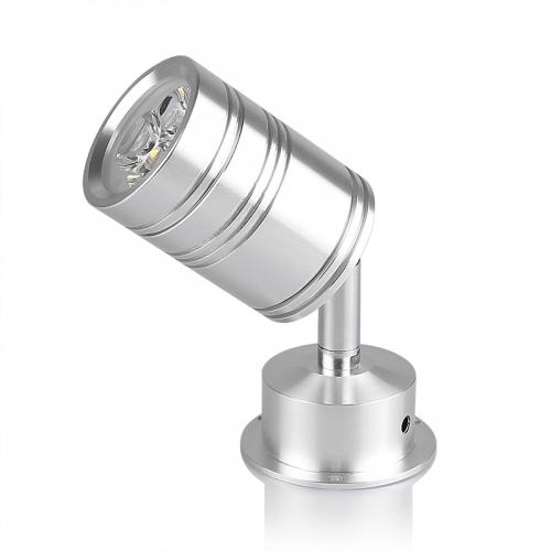 """Įmontuojama LED 360° lempa """"Aukščiausia klasė"""""""