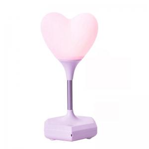"Pastatoma LED lempa ""Meilės stilius"""