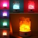 """Pastatoma aromaterapinė LED lempa """"Nuostabieji kristalai"""""""