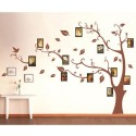 Dekoras sienai - nuotraukų rėmeliai Medis rudenį
