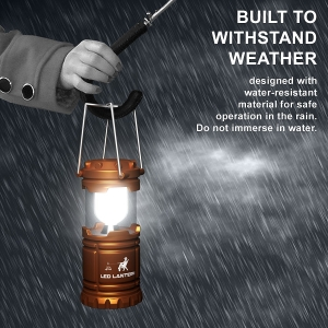 """Nešiojamas LED šviestuvas """"Stovyklautojui ir žvejui"""""""