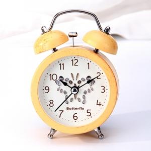 """Laikrodis žadintuvas """"Drugelis"""""""