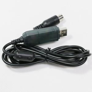 RC modelių simuliatoriaus kabelis