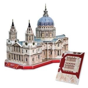 3D dėlionė Šv. Pauliaus katedra
