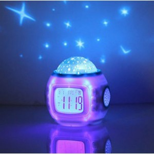 Daugiafunkcis laikrodis Žvaigždutės