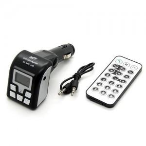 Bluetooth FM bangų moduliatorius