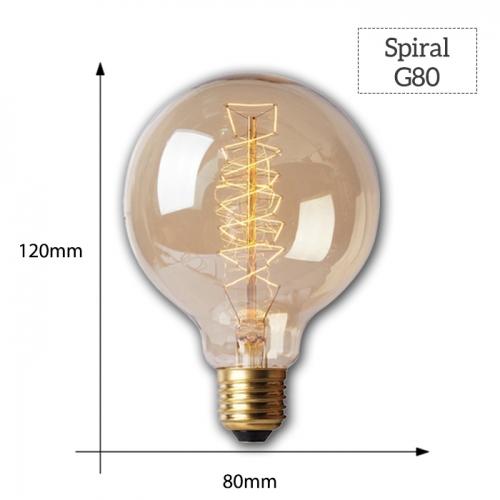 "Dekoratyvinė lemputė ""Edison"" ()"