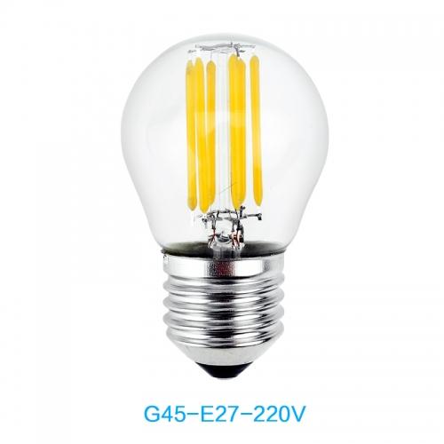 """Šviesos diodų filamentinė lempa """"Edison"""" ()"""