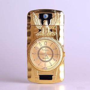 """Laikrodis žiebtuvėlis """"Auksinis erelis"""""""