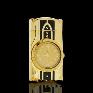 """Laikrodis žiebtuvėlis """"Auksinė prabanga 2"""""""
