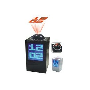 Projekcinis LED laikrodis