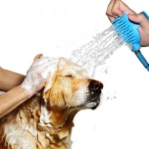 """Profesionalus šunų ir kačių dušas """"Tikras malonumas"""""""
