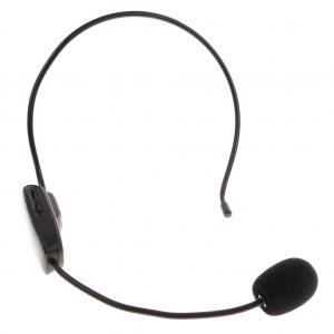 """Ausinės su mikrofonu """"Lengvas stilius"""" (Wireless FM)"""