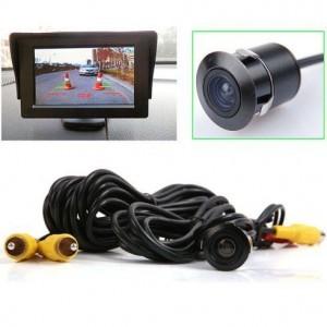 Atbulinės eigos vaizdo kamera 1