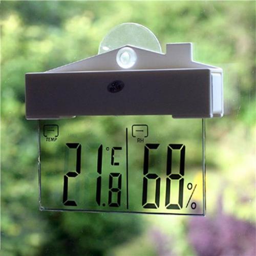 """Skaitmeninis termometras """"Ateitis"""""""