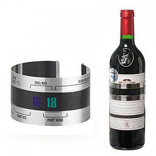 """Skaitmeninis vyno termometras """"Aukščiausia klasė"""""""