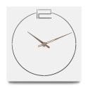 """Sieninis laikrodis """"Baltoji elegancija 3"""" (30 cm)"""