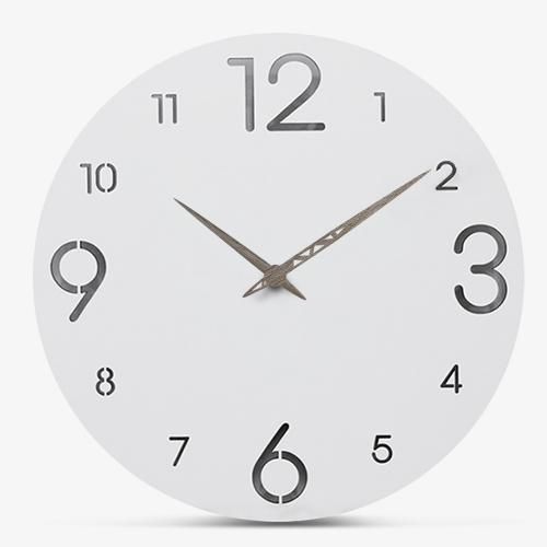 """Sieninis laikrodis """"Stiliaus elegancija 15"""" (30 cm)"""